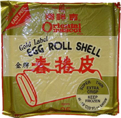 EGG ROLL SHELL