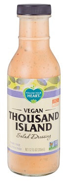 VEGAN THOUSAND ISLAND SALAD DRESSING