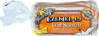 L.S. SPROUTED WHOLE GRAIN BREAD