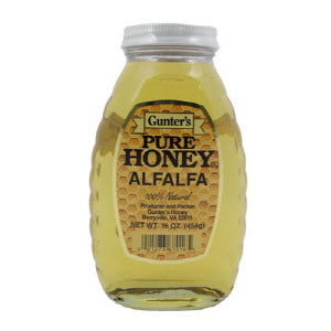 HONEY ALFALFA 16OZ