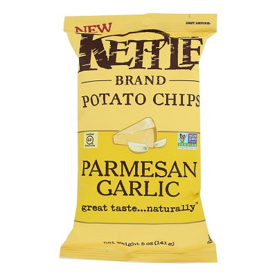 KETTLE CHIP PARMESAN GARLIC