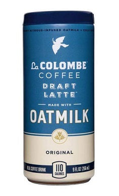 LA COLOMBE DRAFT LATTE OATMILK ORIGINAL