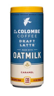 LA COLOMBE DRAFT LATTE OATMILK CARAMEL