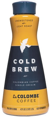 LA COLOMBE COLD BREW LIGHT COLOMBIAN