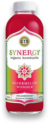 ENLIGHTENED SYNERGY WATERMELON KOMBUCHA