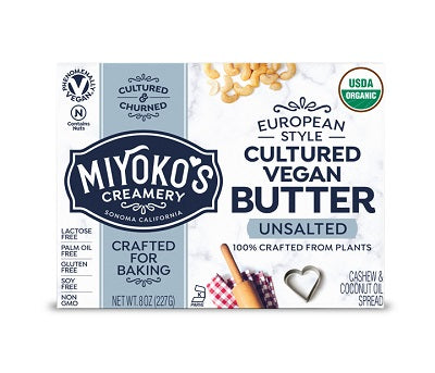 UNSALTED VEGAN BUTTER