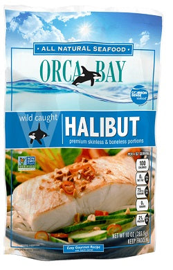 ORCABAY HALIBUT PORTION
