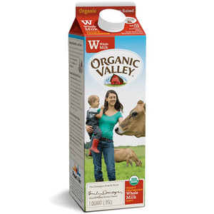WHOLE MILK QUART