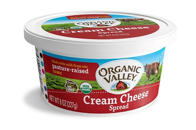 CREAM CHEESE 8OZ TUB