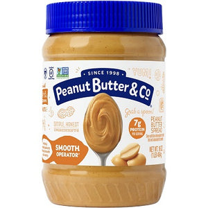 SMOOTH OPERATOR PEANUT BUTTER