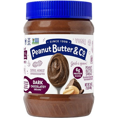 DARK CHOCOLATE DREAM PEANUT BUTTER