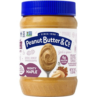MIGHTY MAPLE PEANUT BUTTER