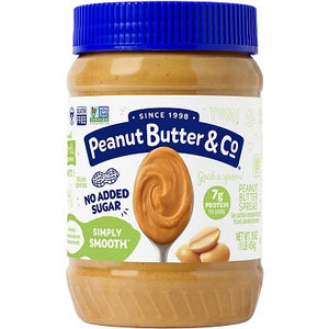 SIMPLY SMOOTH PEANUT BUTTER