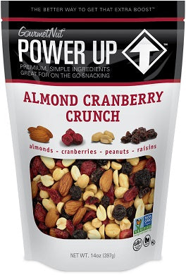 CRUNCH ALMOND CRANBERRY