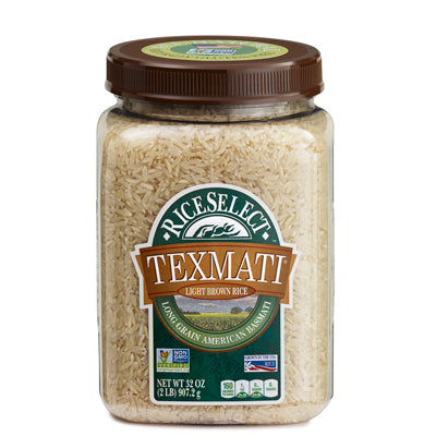 TEXMATI LIGHT BROWN RICE