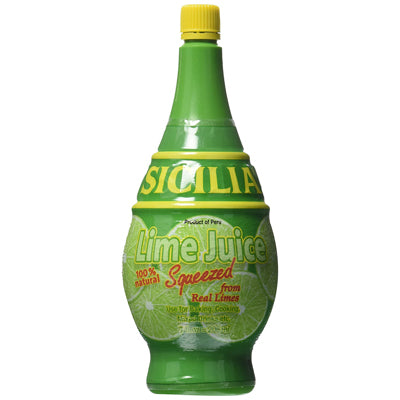 SQUEEZED LIME JUICE 7OZ