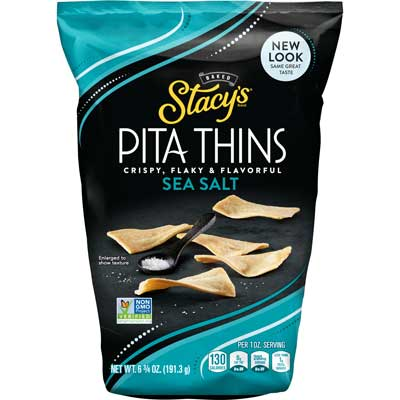 SEA SALT THIN PITA CHIPS