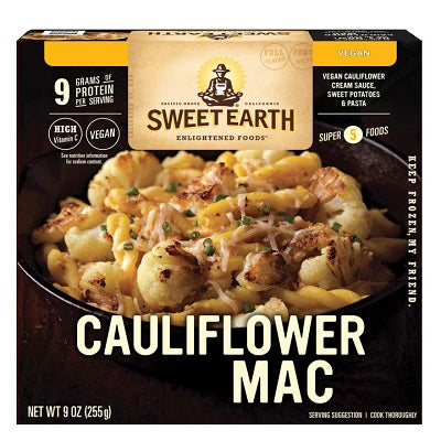 CAULIFLOWER MAC BOWL