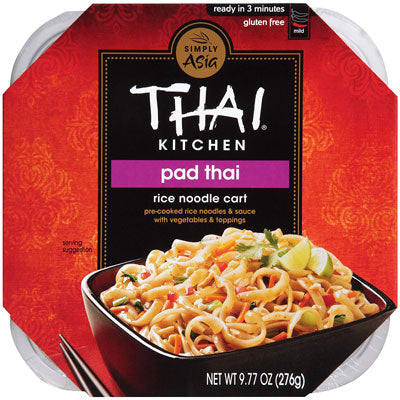 RICE NOODLE CART PAD THAI