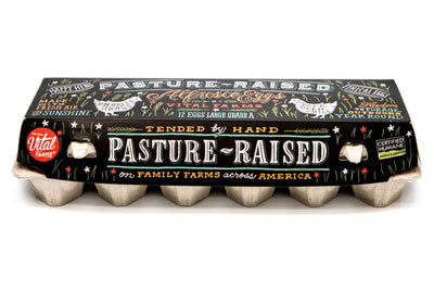 EGG PASTURE-RAISED 12ct