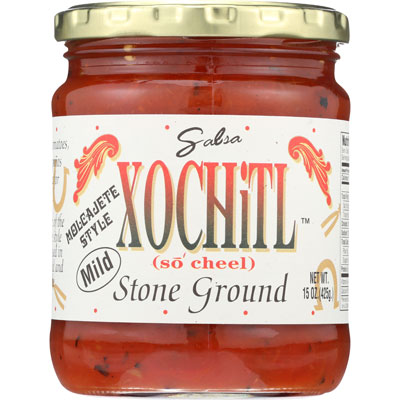 MILD STONE GROUND SALSA