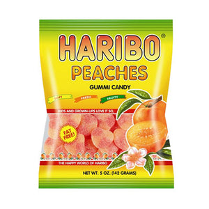 PEACHES GUMMI CANDY