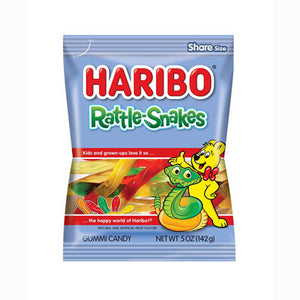 RATTLE - SNAKES GUMMI CANDY