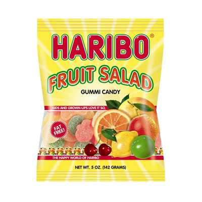 FRUIT SALAD GUMMI CANDY