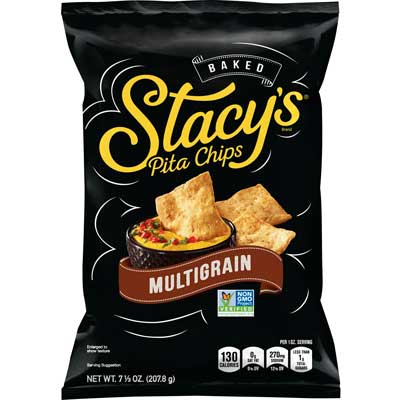 MULTIGRAIN PITA CHIPS