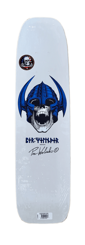 Powell Peralta Per Welinder OG white freestyle 7.25 deck