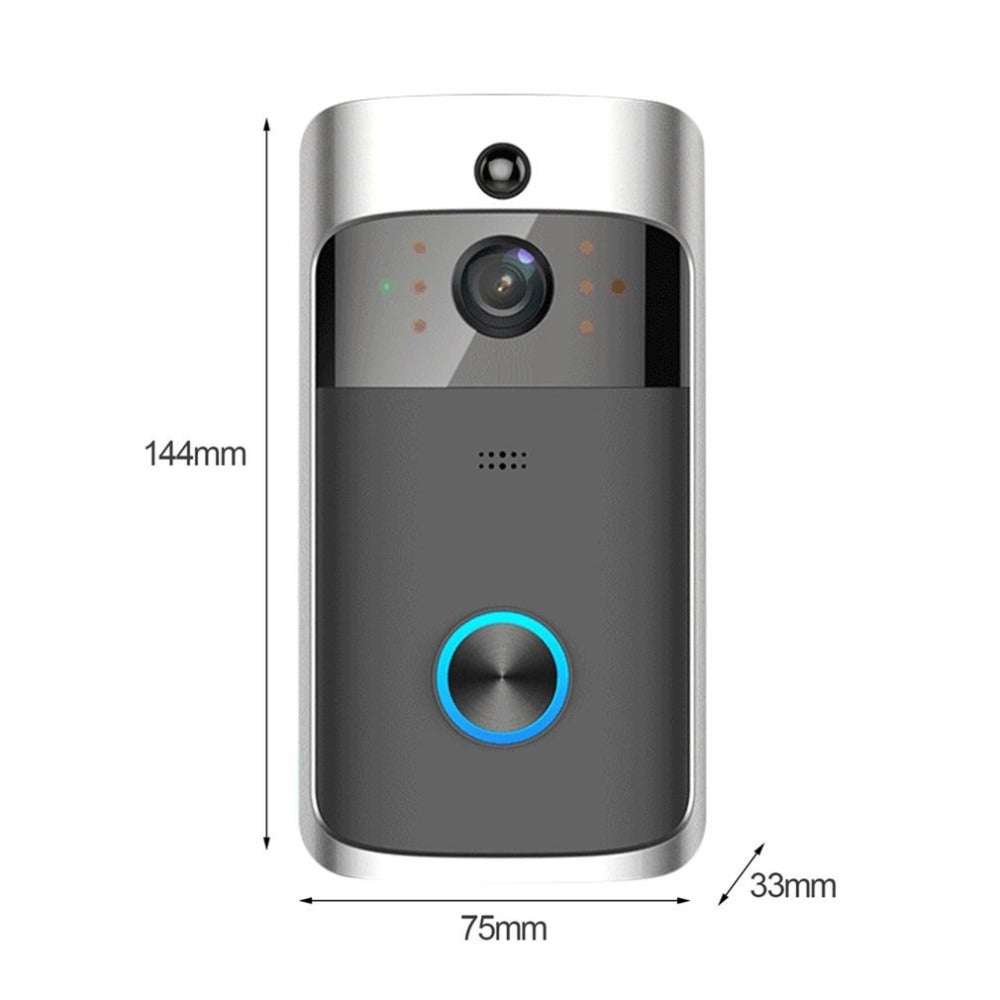 Home Security Wireless HD Video Doorbell