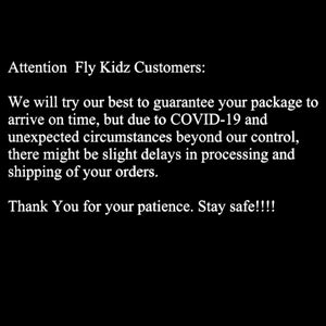 Fly Kidz Only
