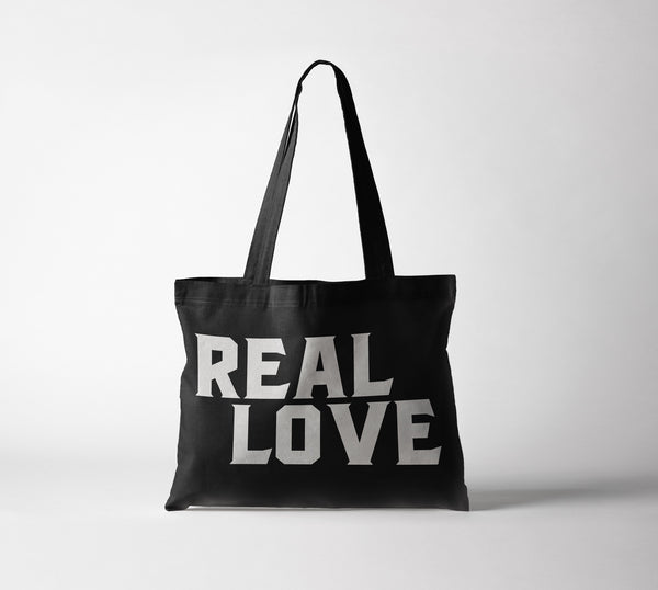 Real Love - Tote Bag
