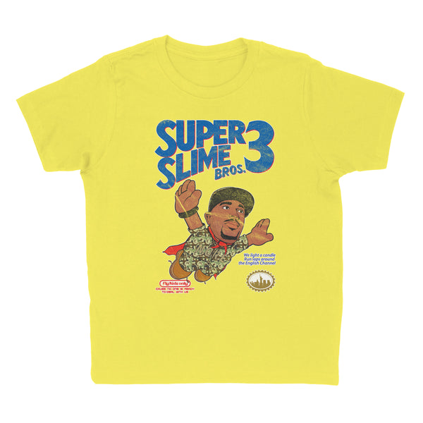 Super Slime Bros. 3 - Youth Tee