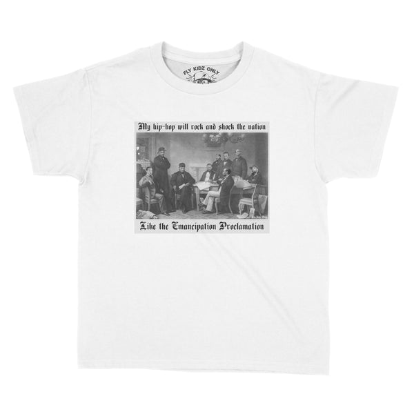 Wu Emancipation Proclamation - Youth Tee