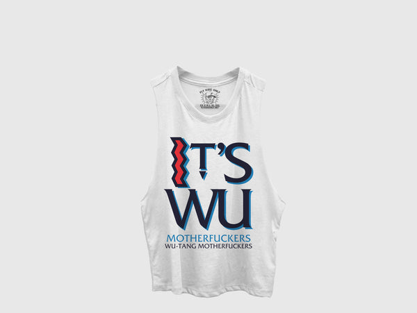 It's Wu Reunited - Crop Tank