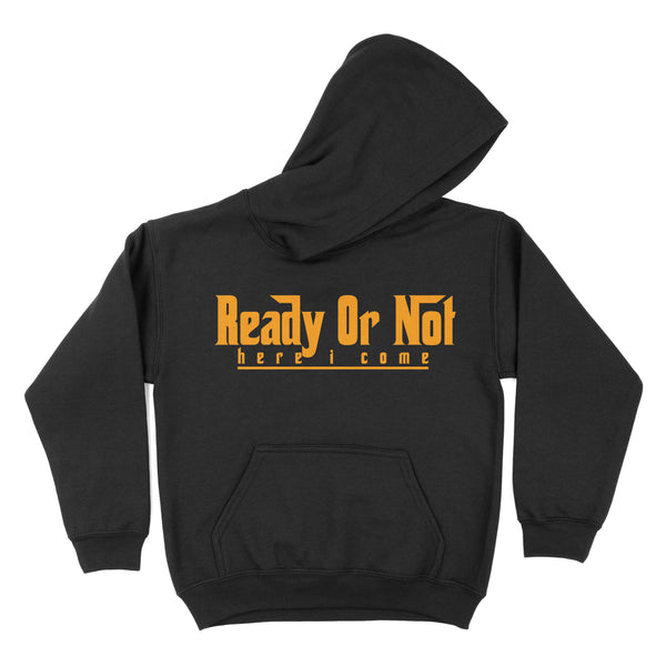 Ready or Not - Youth Pull Over Hoodie