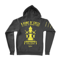 Game of Chess- Adult Pull Over Hoodie