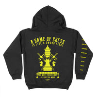 Game Of Chess - Kids Pull Over Hoodie