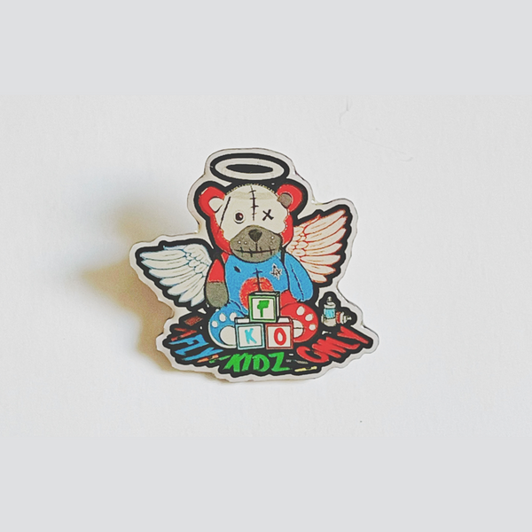 Stack Of Tapes - Toddler Pull Over Sweater