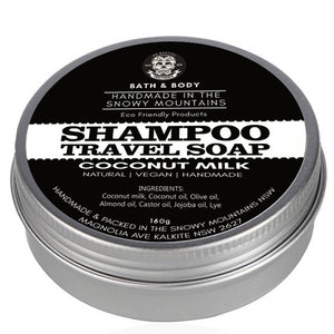 Using and adjusting to Travel Shampoo Soap
