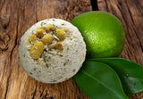 Bergamot & Lime with Chamomile Bath Bomb