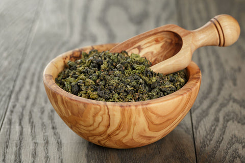 Wu-long / Oolong tea - organic
