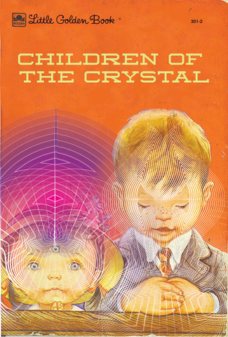 Postcard - Children of the Crystal