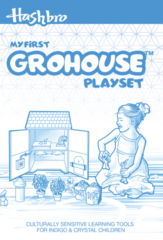 Postcard - My First Grohouse