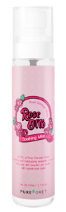 Pureforet Rose Otto Soothing Mist, 3.72Fl Oz, 110ml