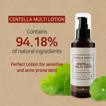 Pureforet Centella Multi Lotion, 5.07Fl Oz, 150ml