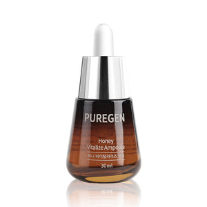 Puregen Honey Vitalize Ampoule, 1.01Fl oz, 30ml