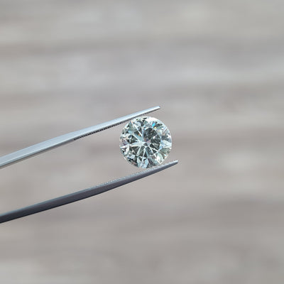 4.00ct Round Brilliant Diamond