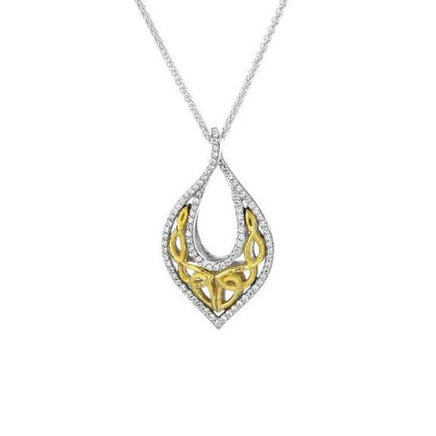 Keith Jack - Rose Chalice Necklace